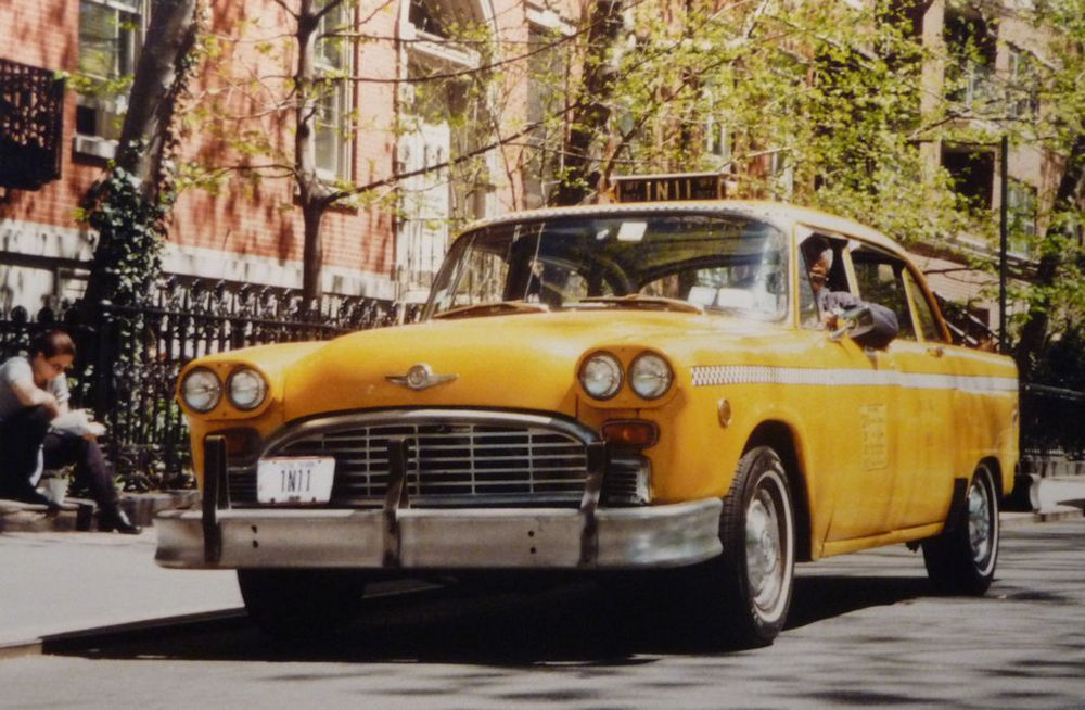 "Archeological History: ""Checker Cabs"" were still in use at the time of the Nestcape IPO"