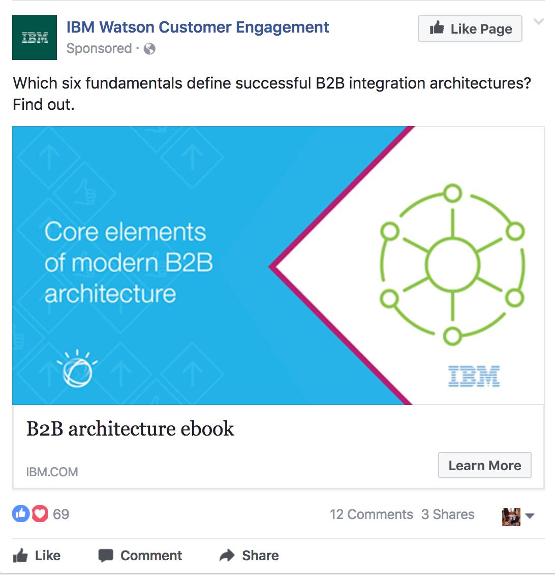 IBM B2B Architecture